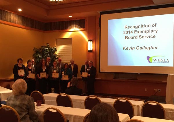2014 WH&LA board members