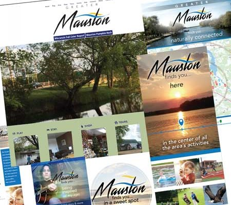 Greater Mauston Branding